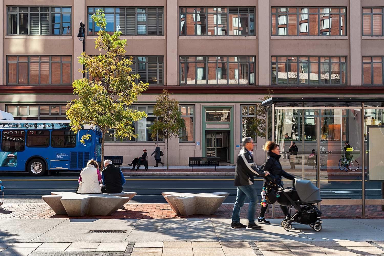 Kendall Square Main Street  Cambridge, MA