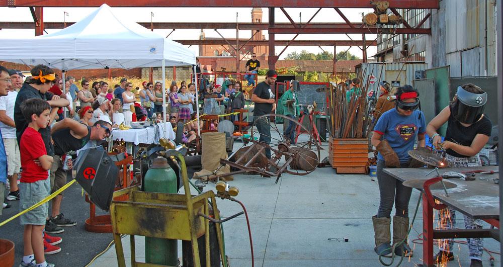 Steel-Yard_Sustainable-Community_Welding-Demonstration_Iron-Chef-Event_Klopfer-Martin-Landscape-Architecture.jpg