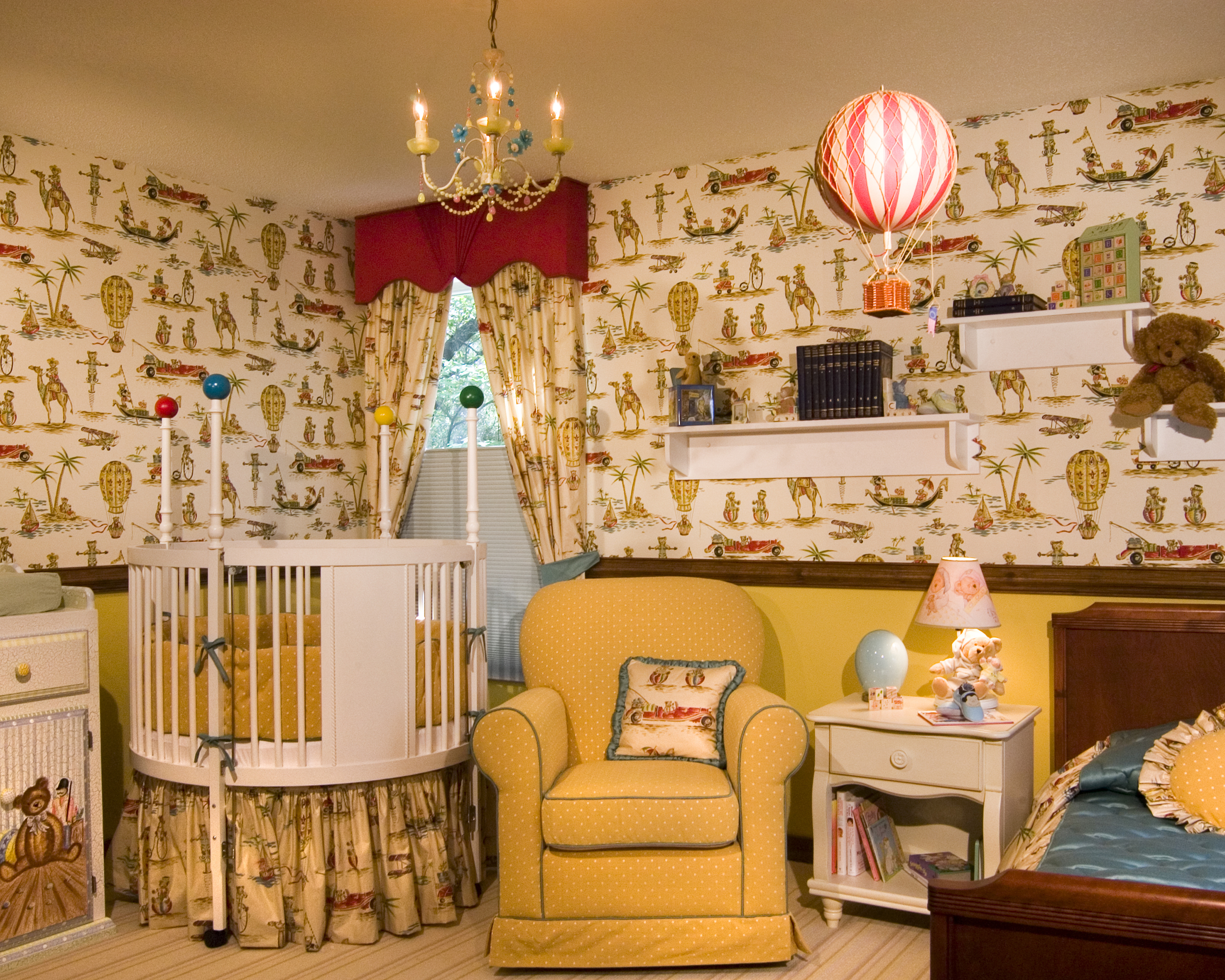Whimsical Nursery