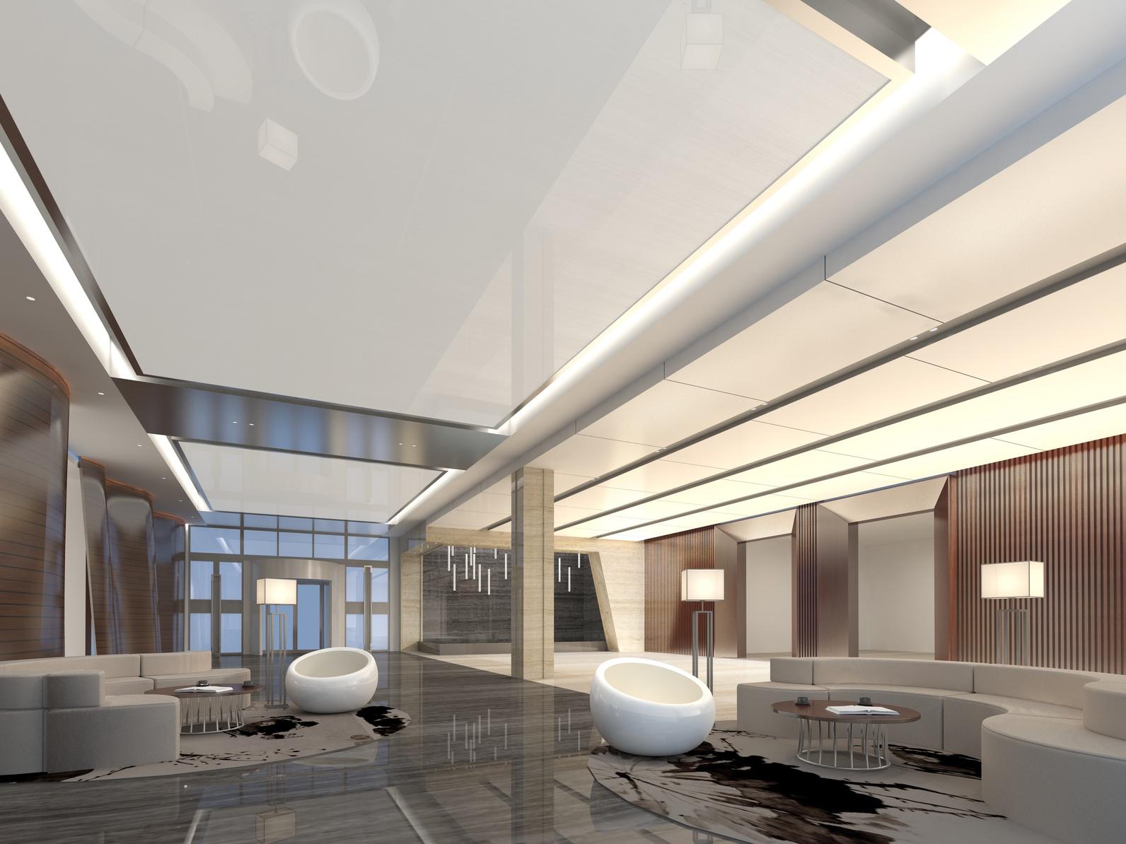 Condominium Lobby