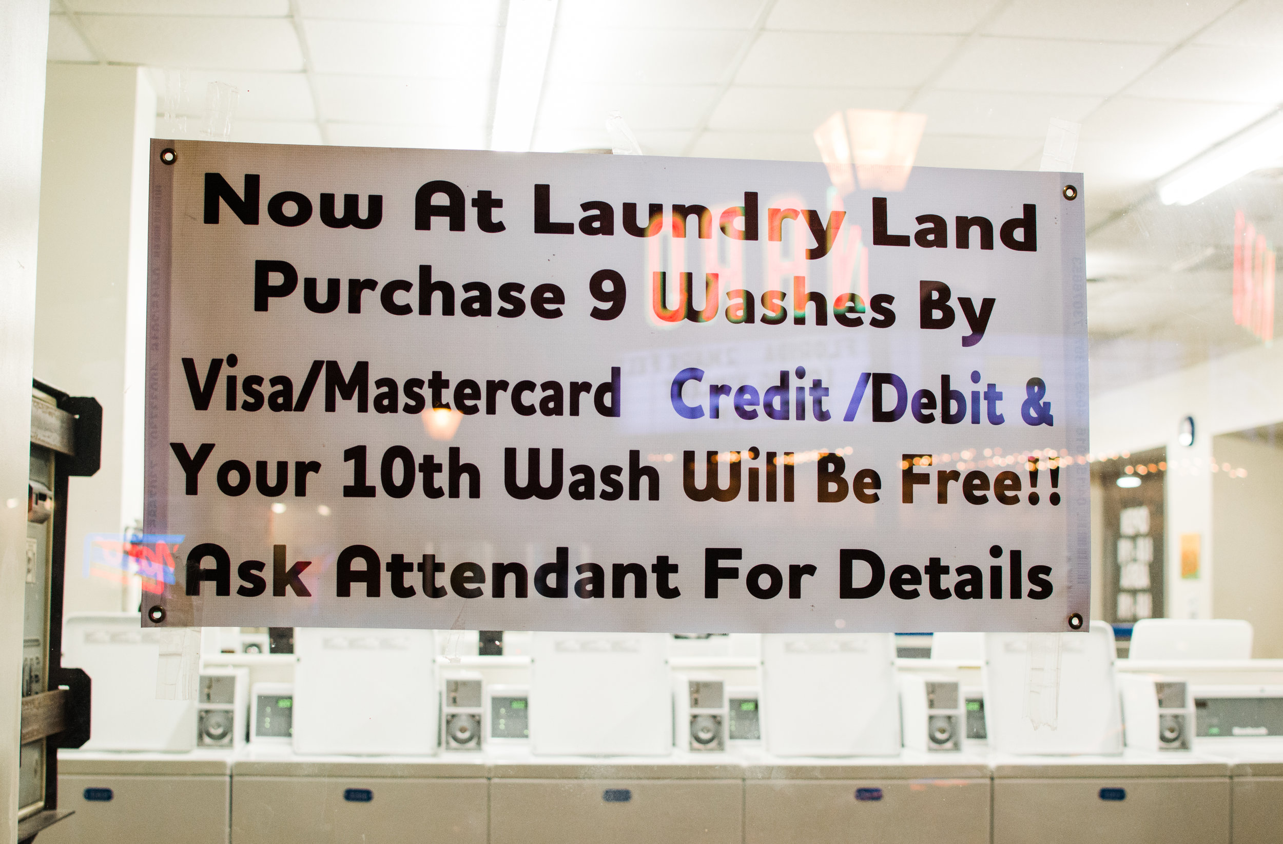11/19/17 Laundry Land A. Fujicolor Pro 400H Pushed