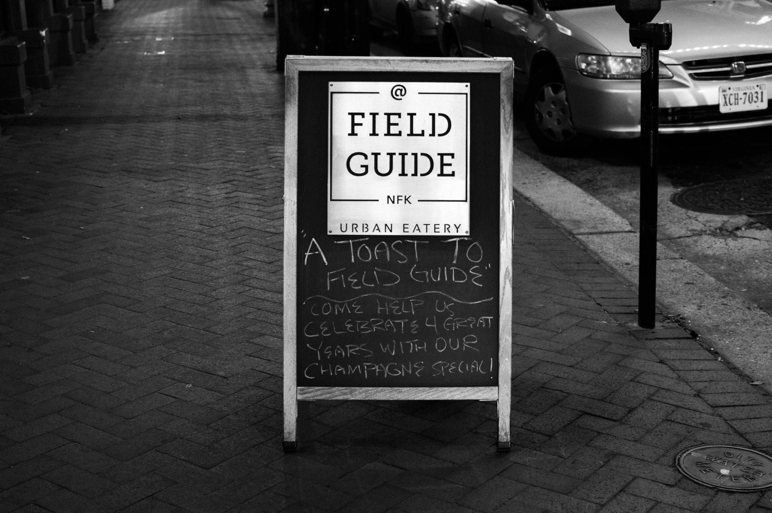 R.I.P Field Guide