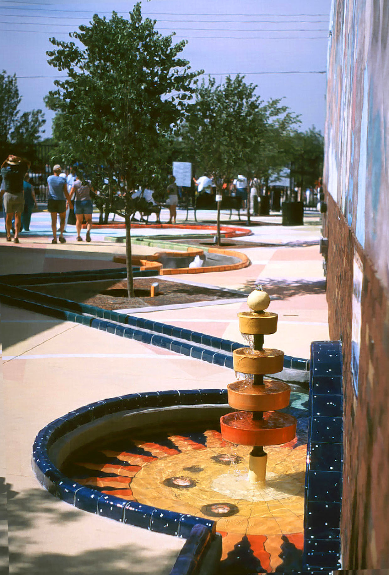 Artesia Main Street fountain.jpg