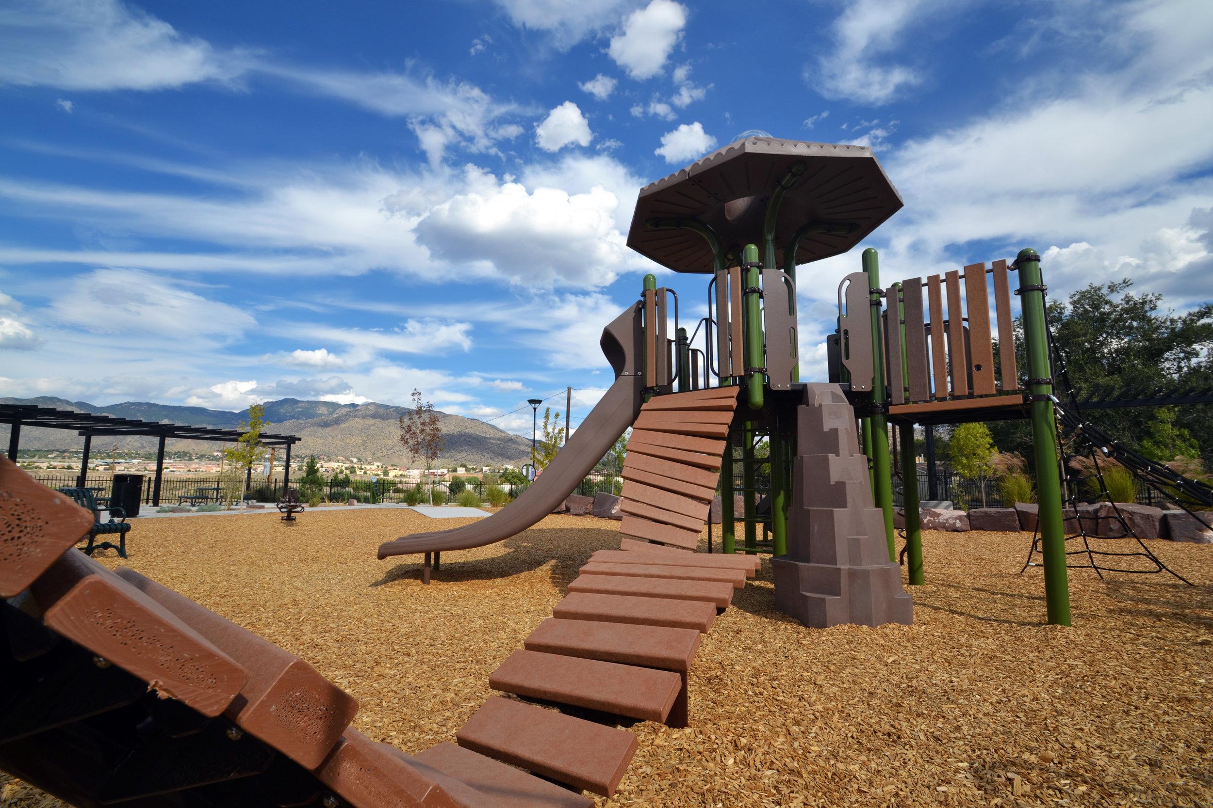 4 Four Hills Village Park Albuquerque NM