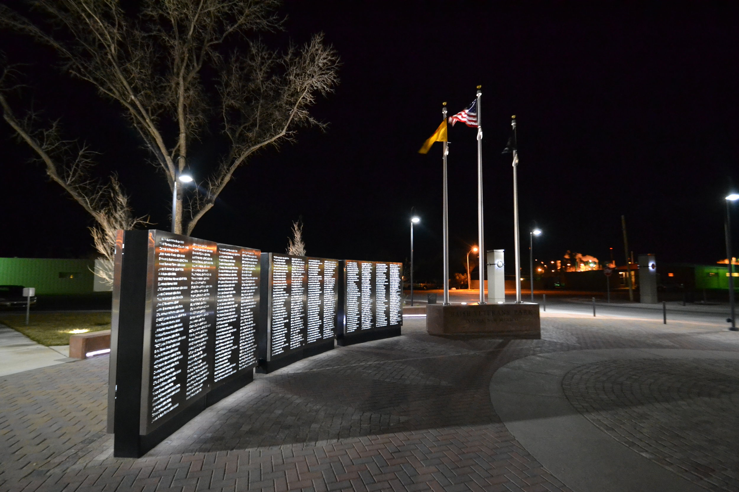 Artesia Veterans Memorial Plaza -