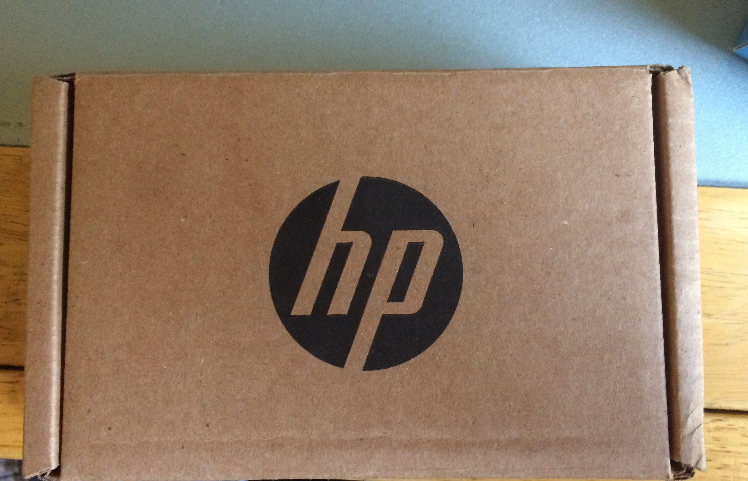 HP postage box