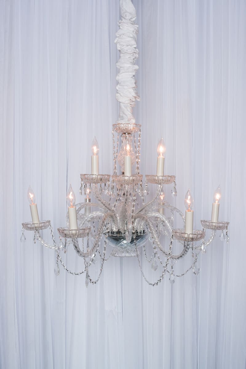 Medium Crystal Maria Theresa Chandelier