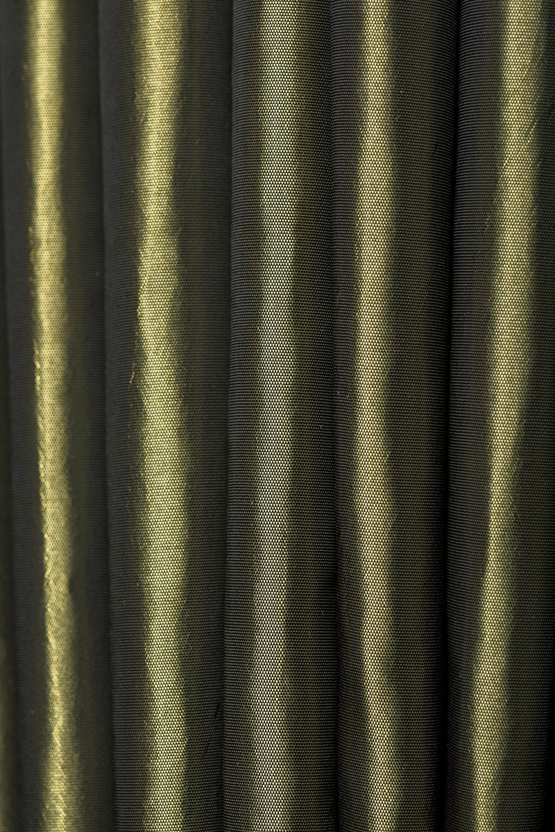 forest green taffeta