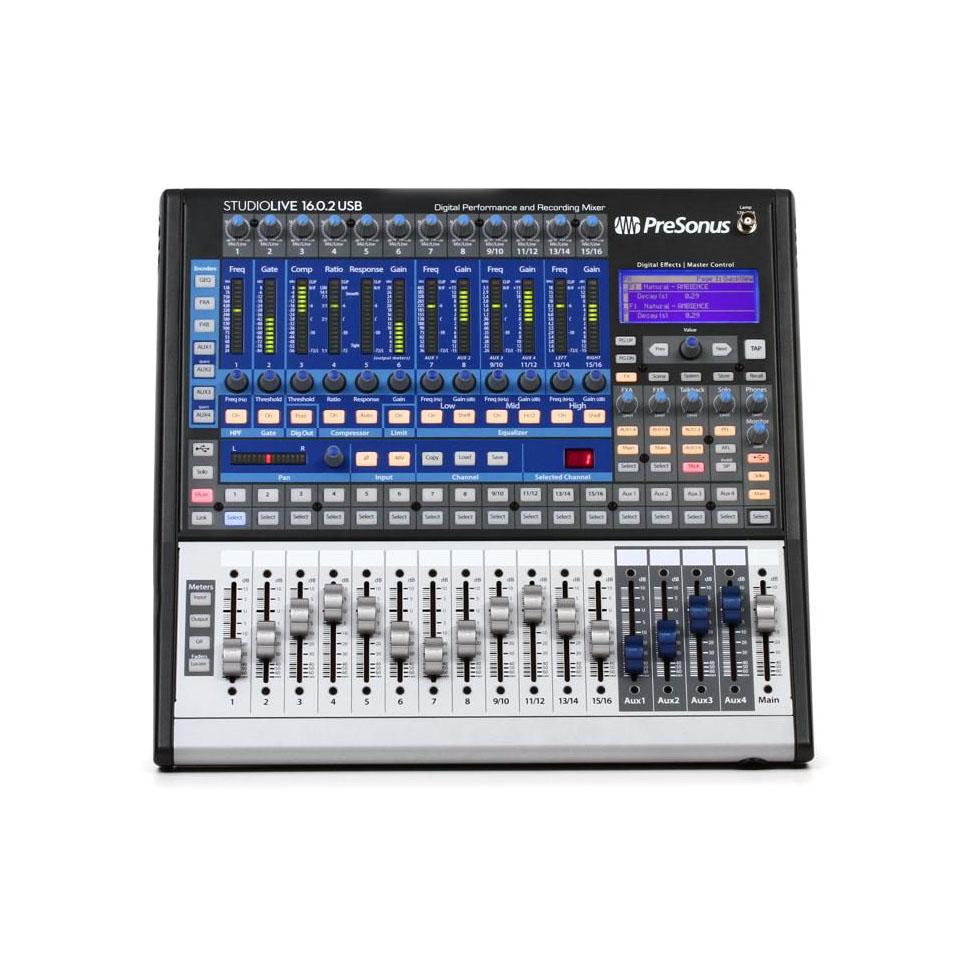 presonus mixer
