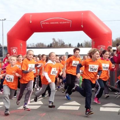 KidsRUN Marathon    Groep 1 t/m 8    April