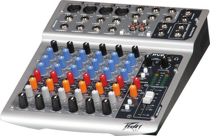 PV8 mixer