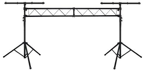 Dual lighting stand
