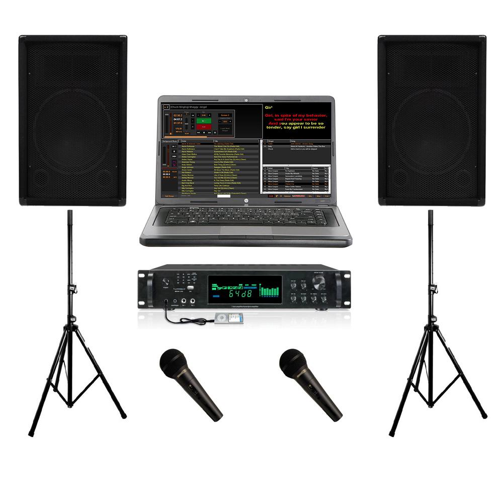 Commercial Karaoke system