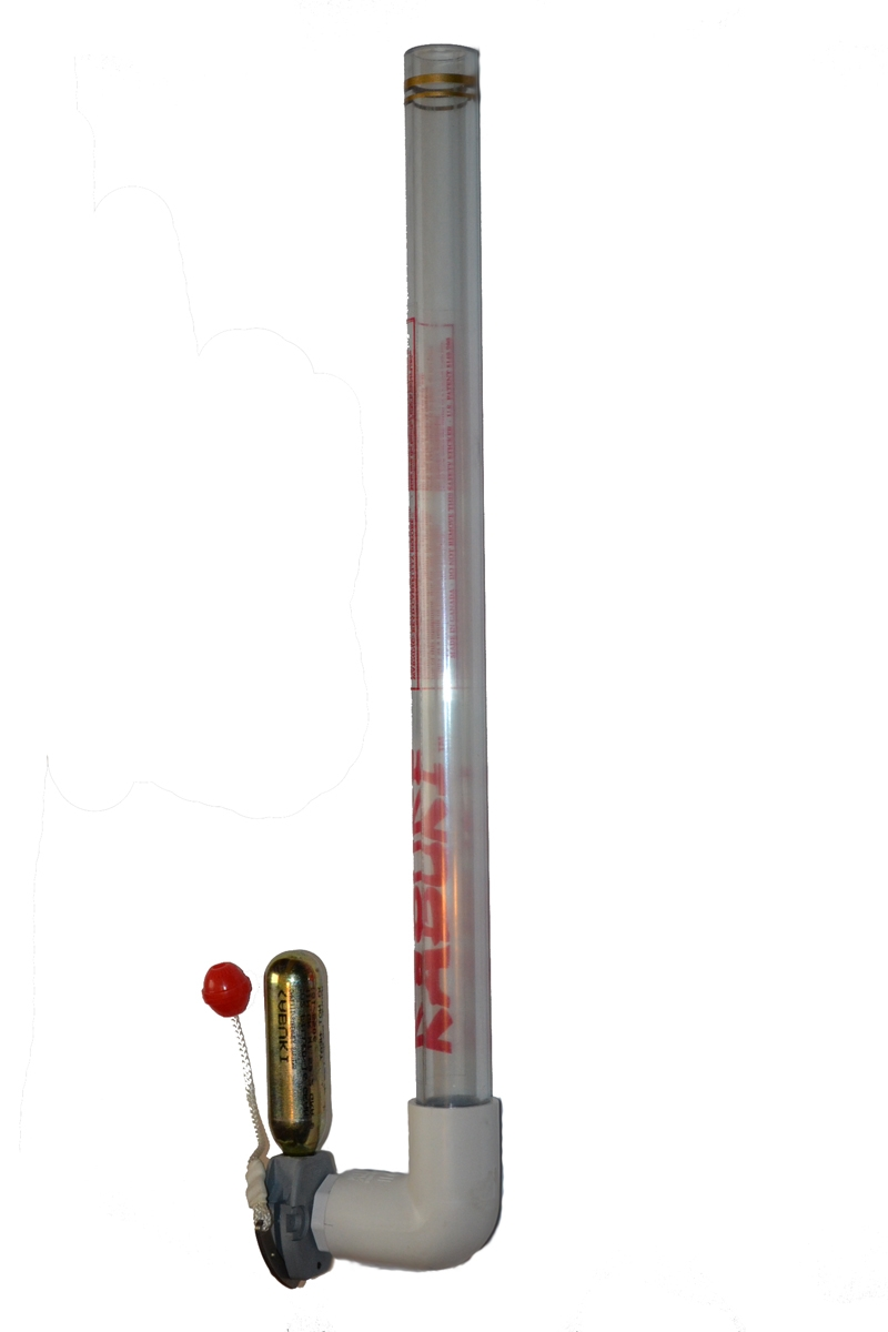 Kabuki Confetti CO2 Cannon