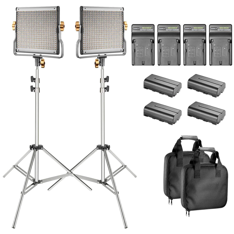 Battery LED Portable Lighting Kit