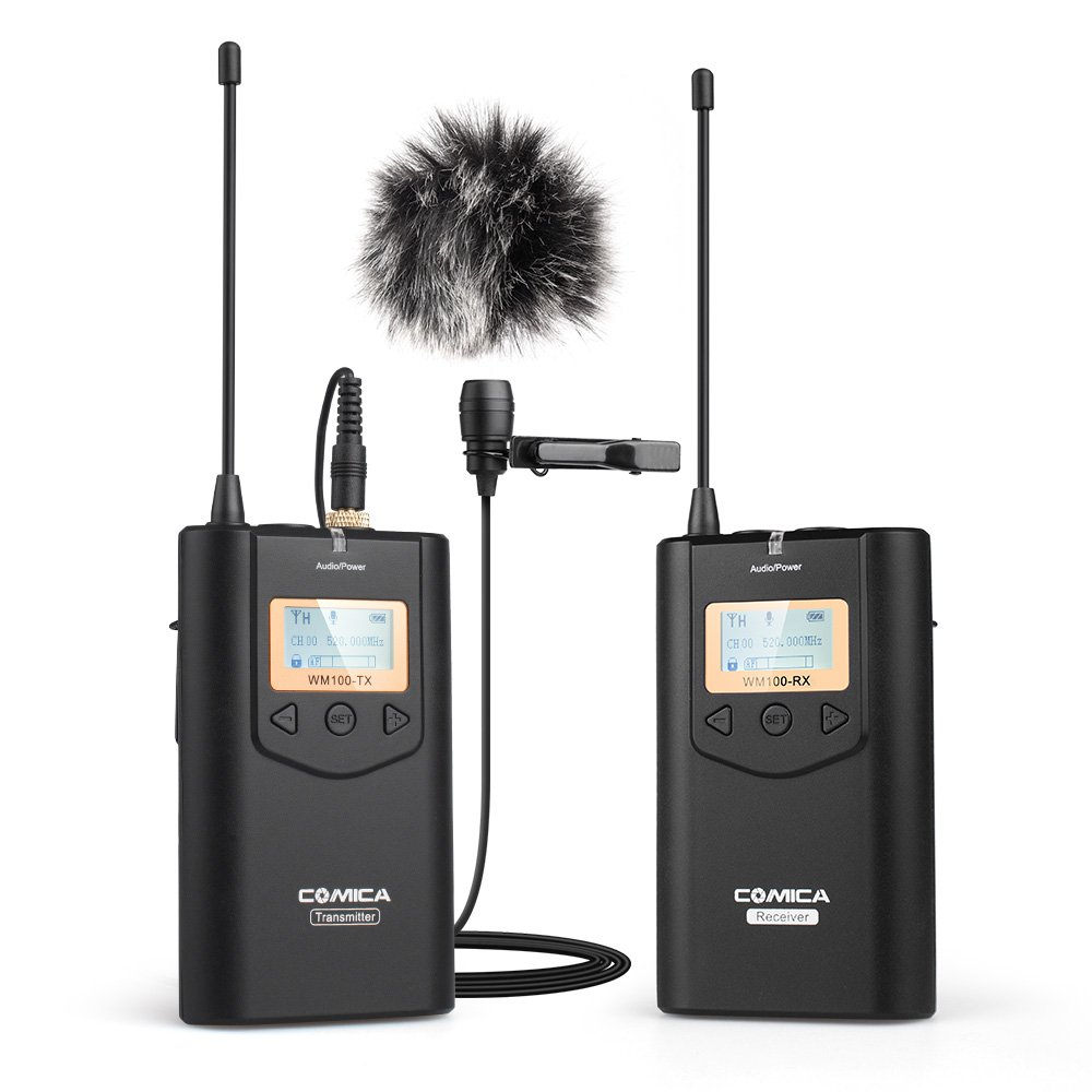 Comica Wireless Lavalier