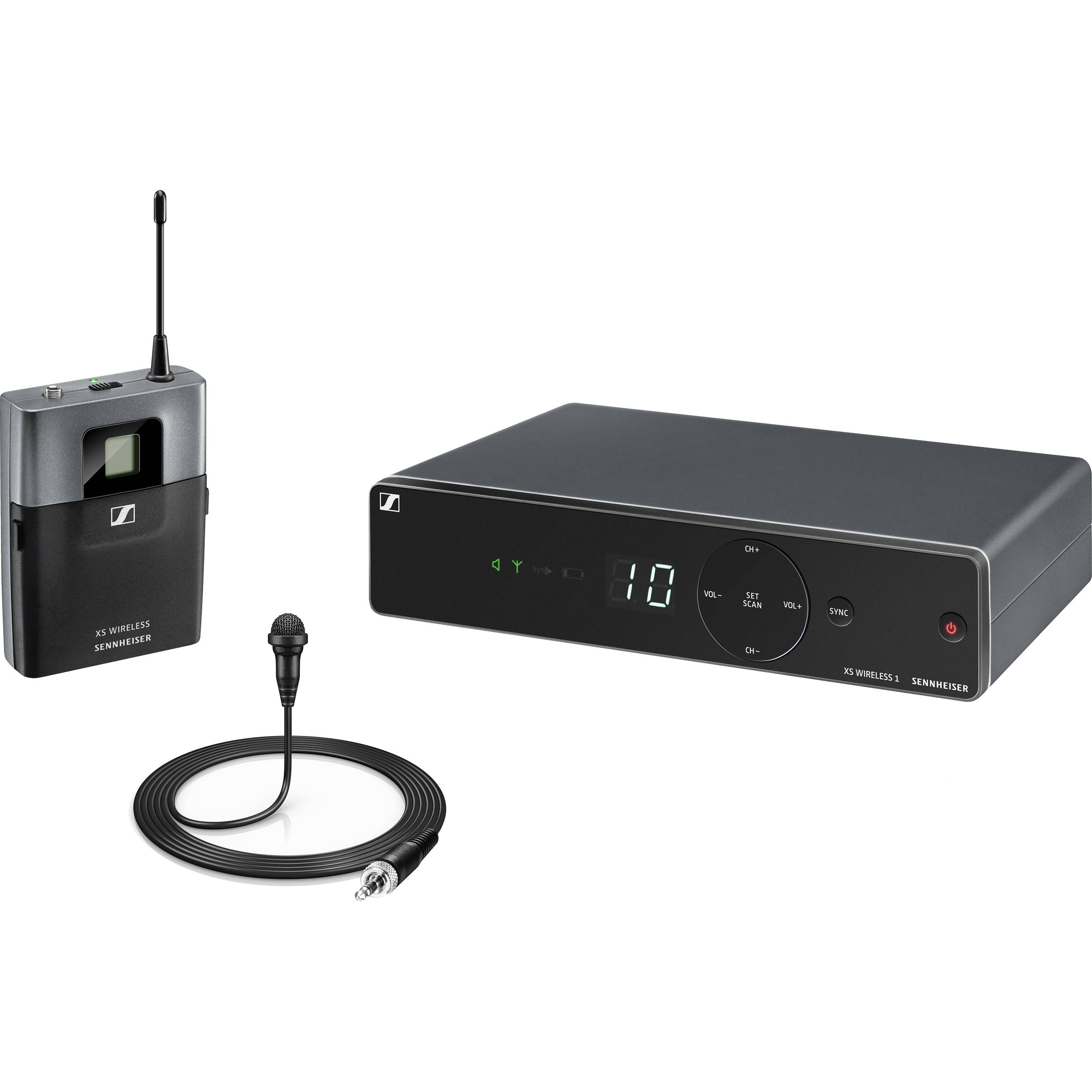 Sennheiser XS UHF Wireless 1 LAV
