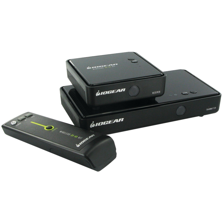 Wireless 100' HDMI transmitter receiver