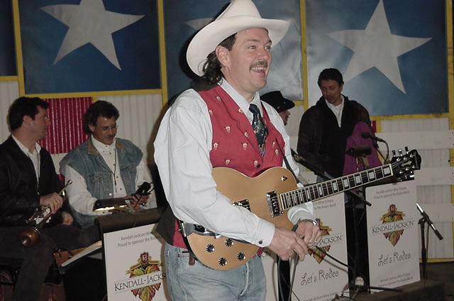 Dave Alexander & the Big Texas Swing Band