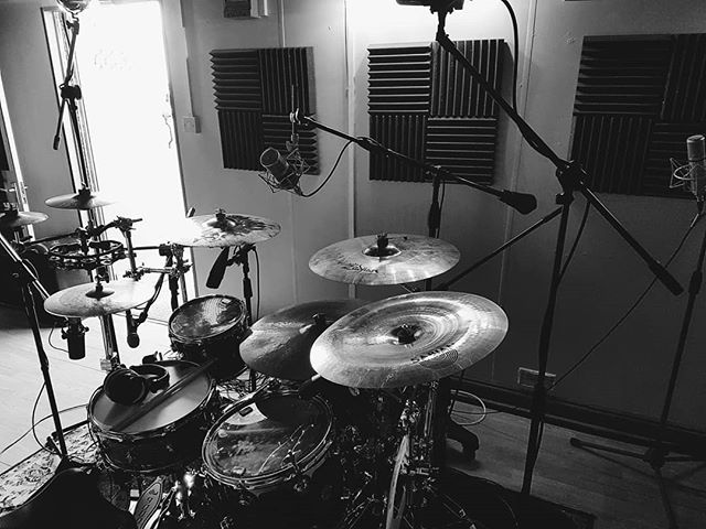 #Drums #Drummer #Recording #Recordingstudio