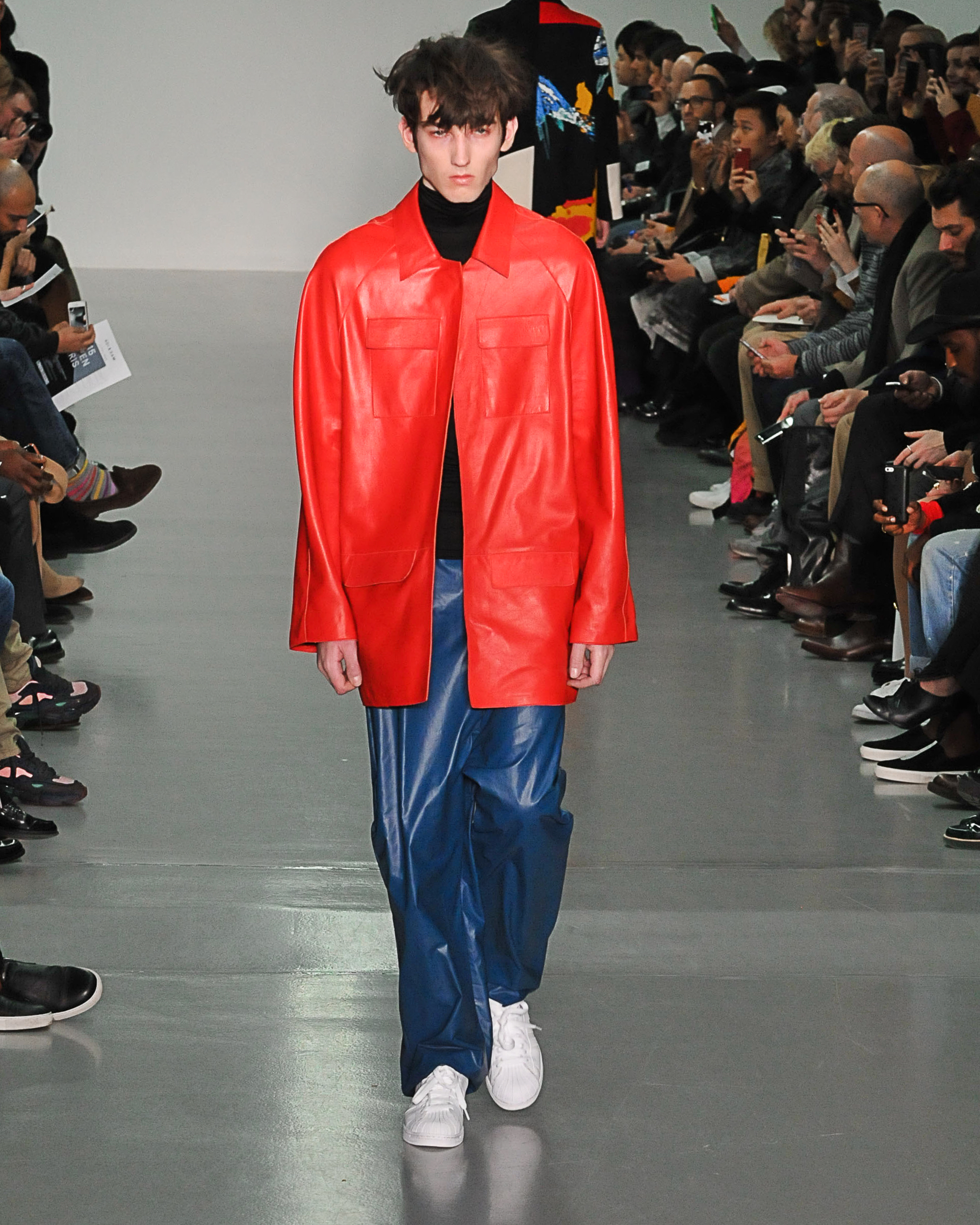 Agi and Sam present their 'Coolman Collection' Autumn/Winter 201