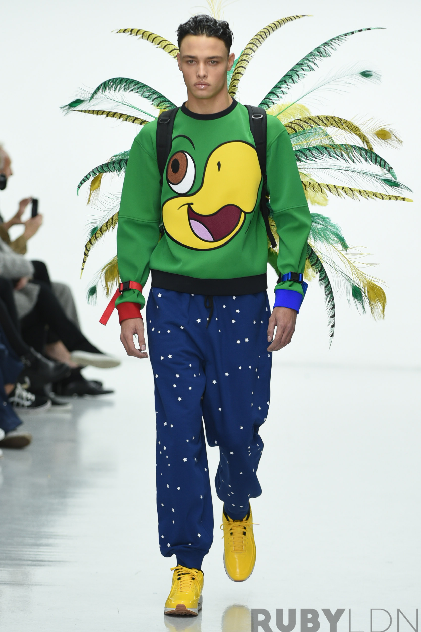 Bobby Abley Autumn/Winter '16