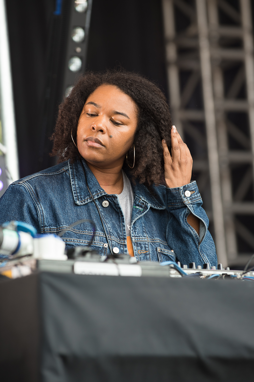 DJ Josey Rebelle DJ's at Rinse | Born & Bred