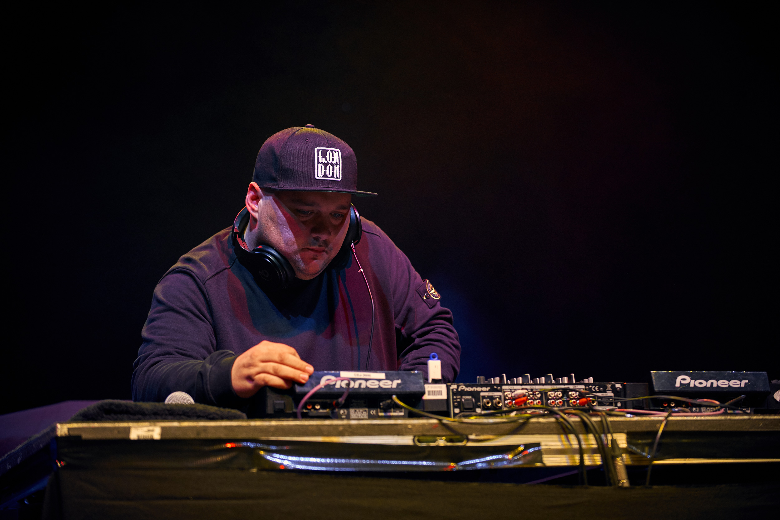 BBC 1Xtra DJ Charlie Sloth