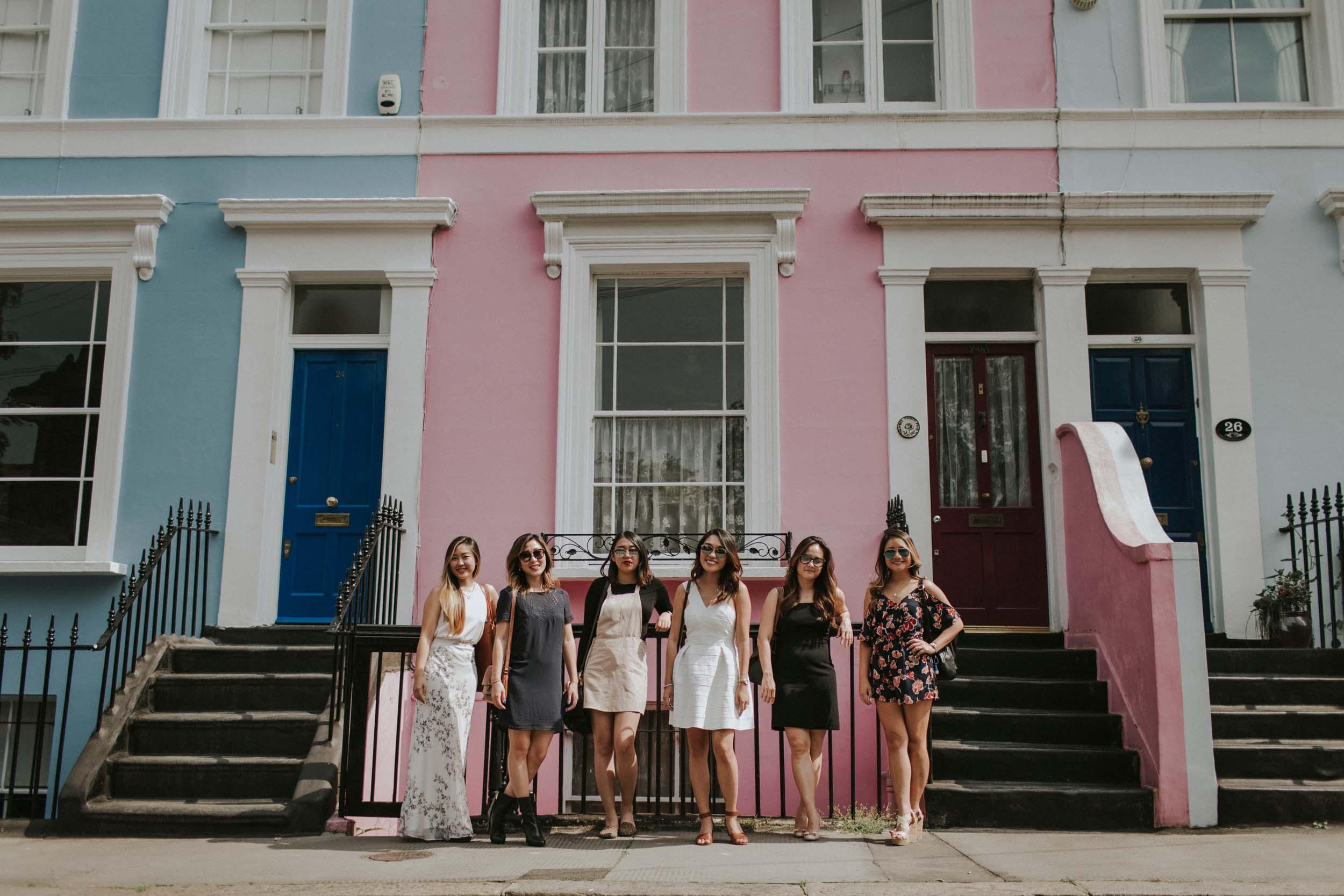 London bachelorette photographer