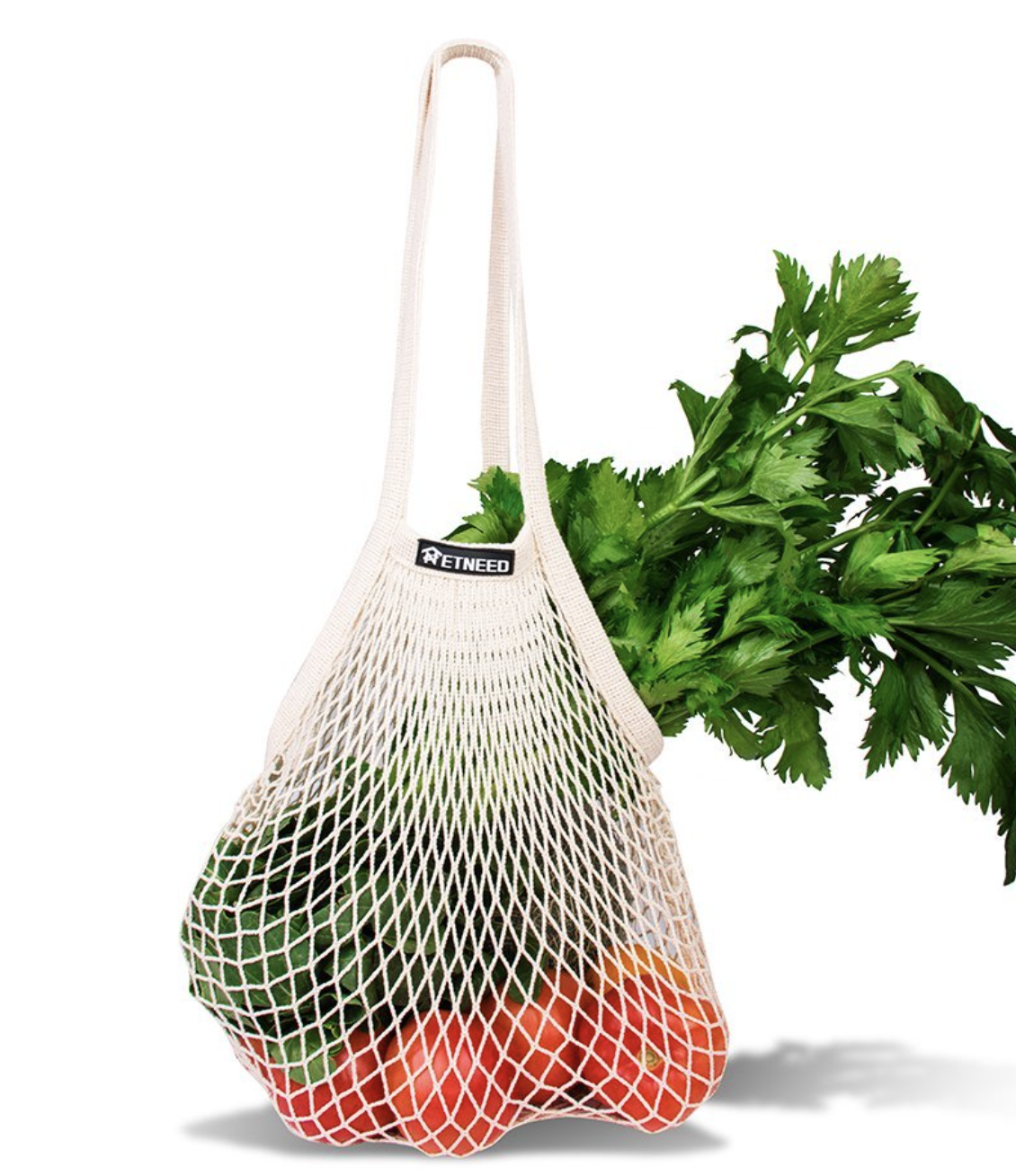 NetNeed -  NetNeed Cotton Reusable Grocery Net Shopping String Bagsby NetNeedLink: http://a.co/i4OFclZ