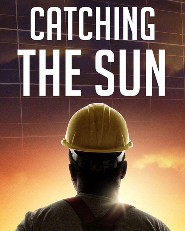 Just finished watching #catchingthesun more solar, more jobs, renewable, win-win-win. #nobrainer #solar #solarpanels #renewableenergy