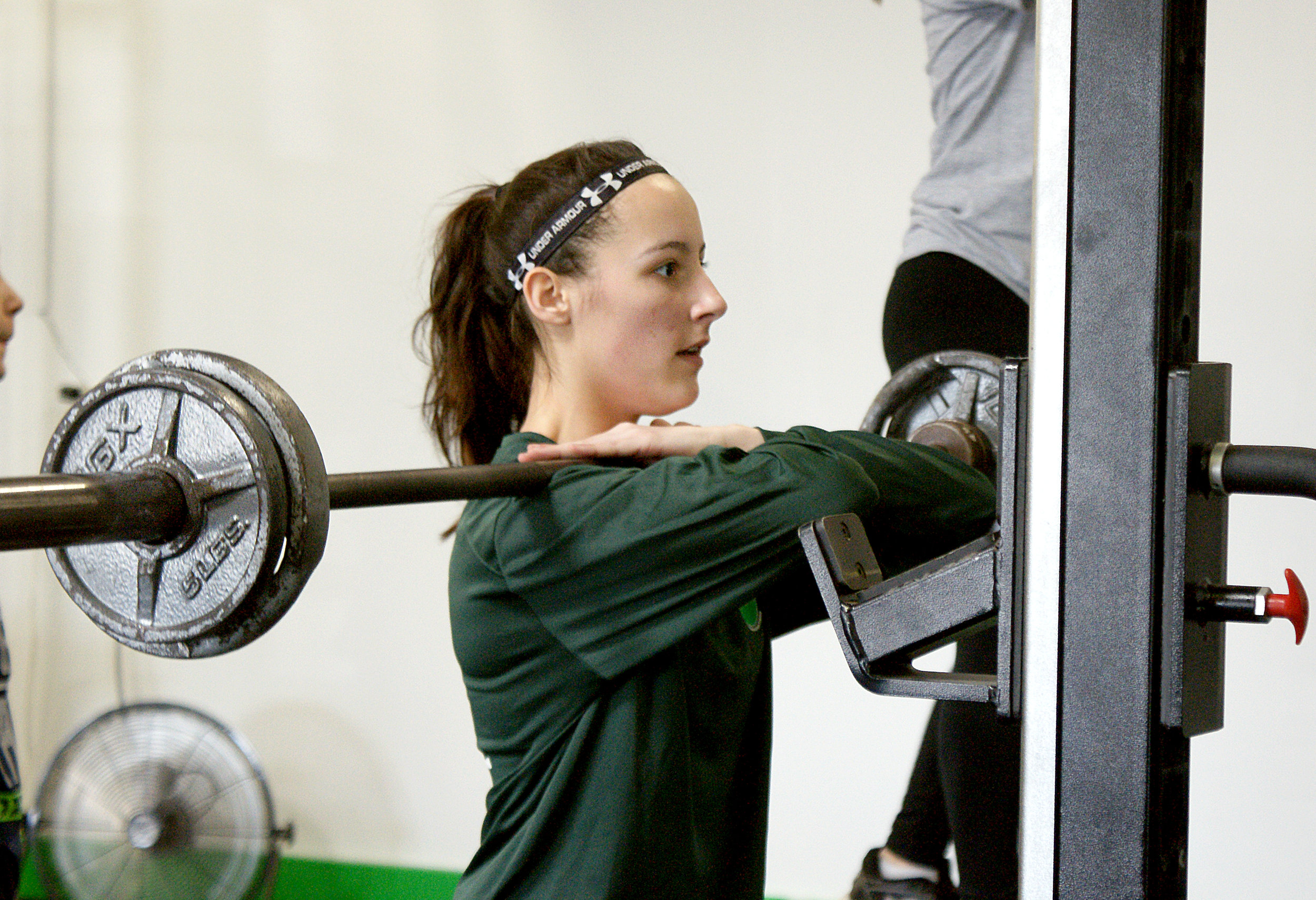 High School Strength & Conditioning — The Edge