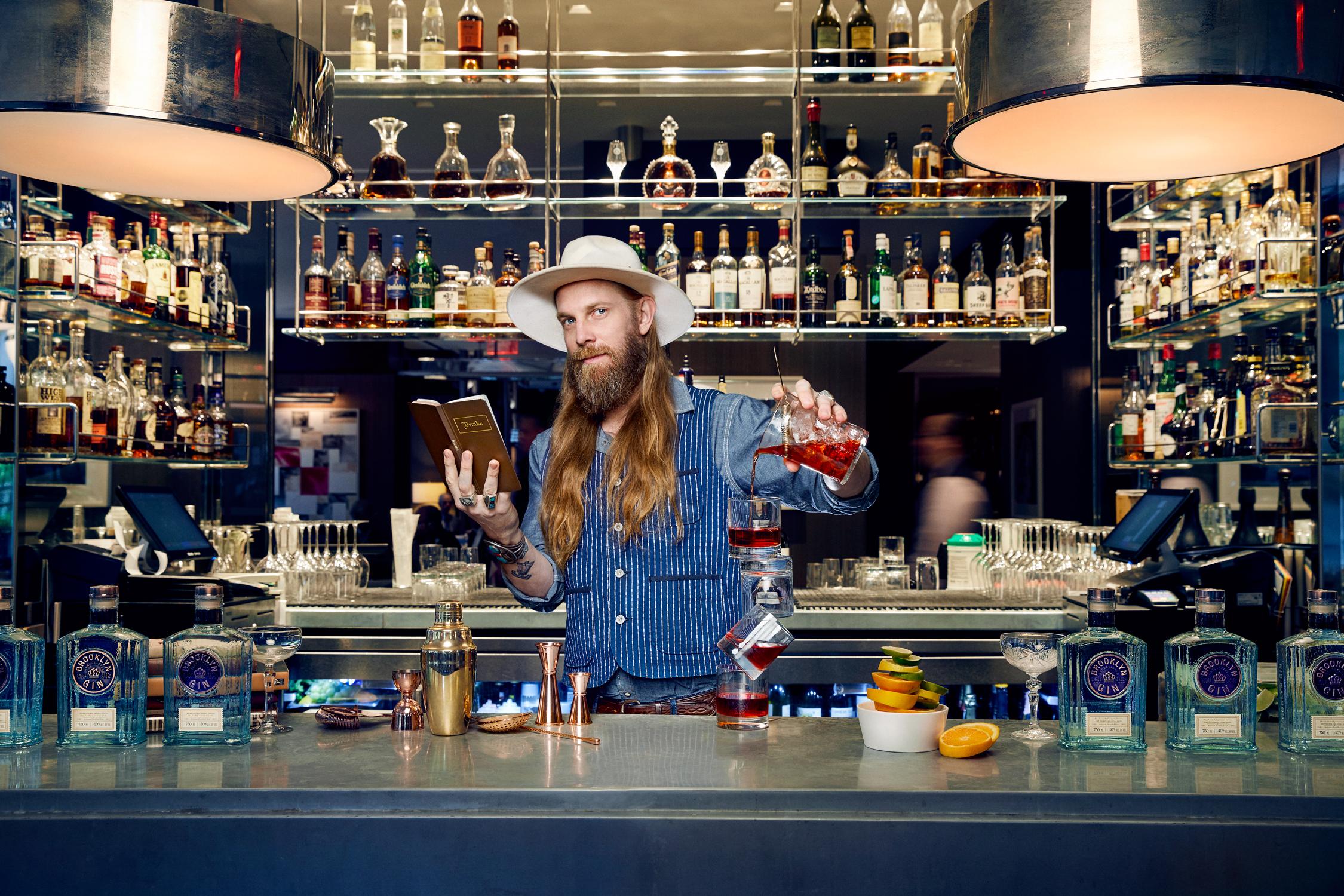 Loews Regency + Brooklyn Gin