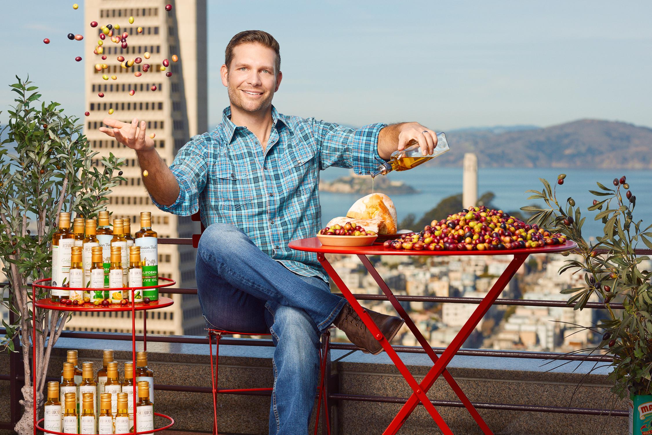 Loews San Francisco + Sciabica's Olive Oil