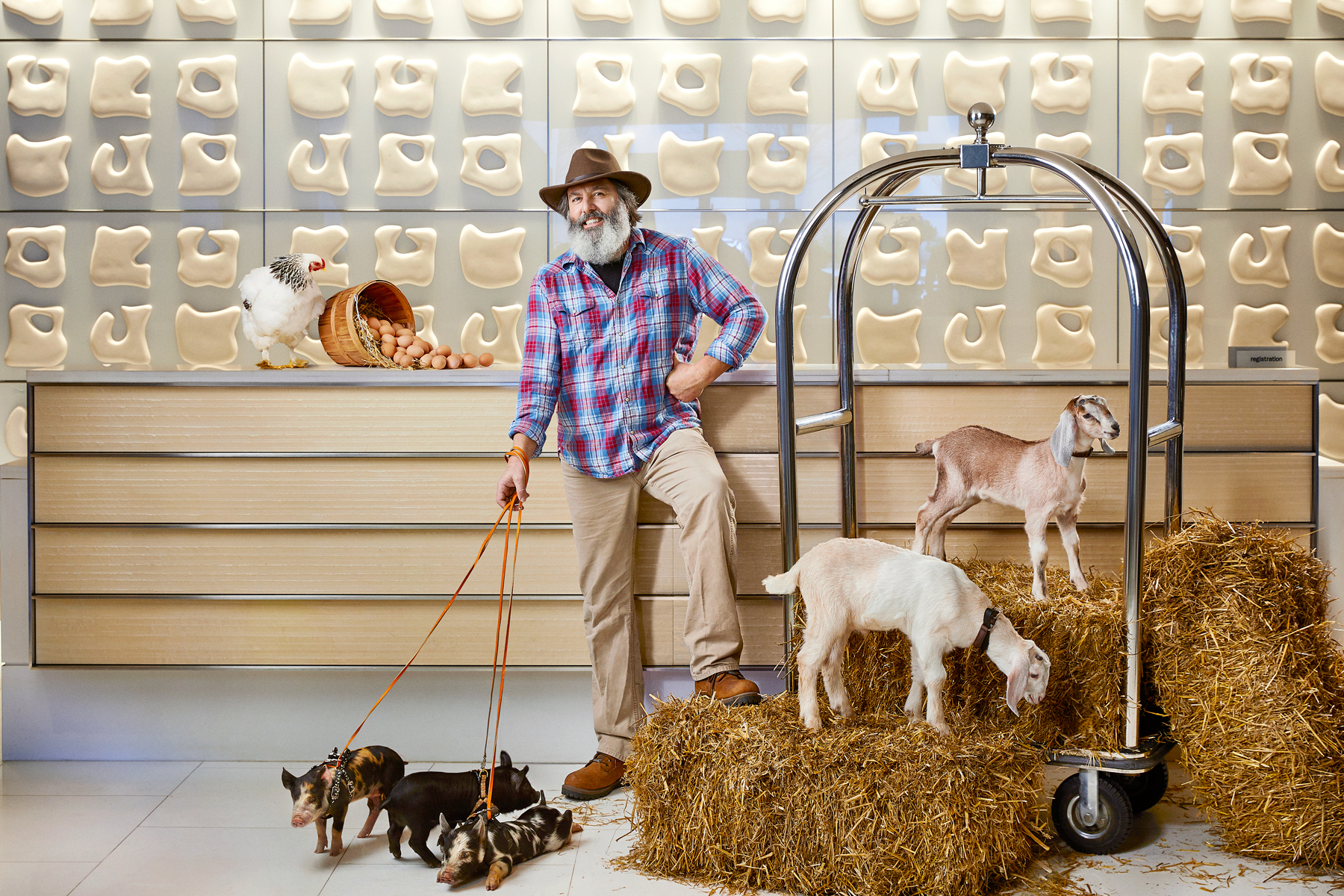 Loews Atlanta + Hunter Cattle Farm