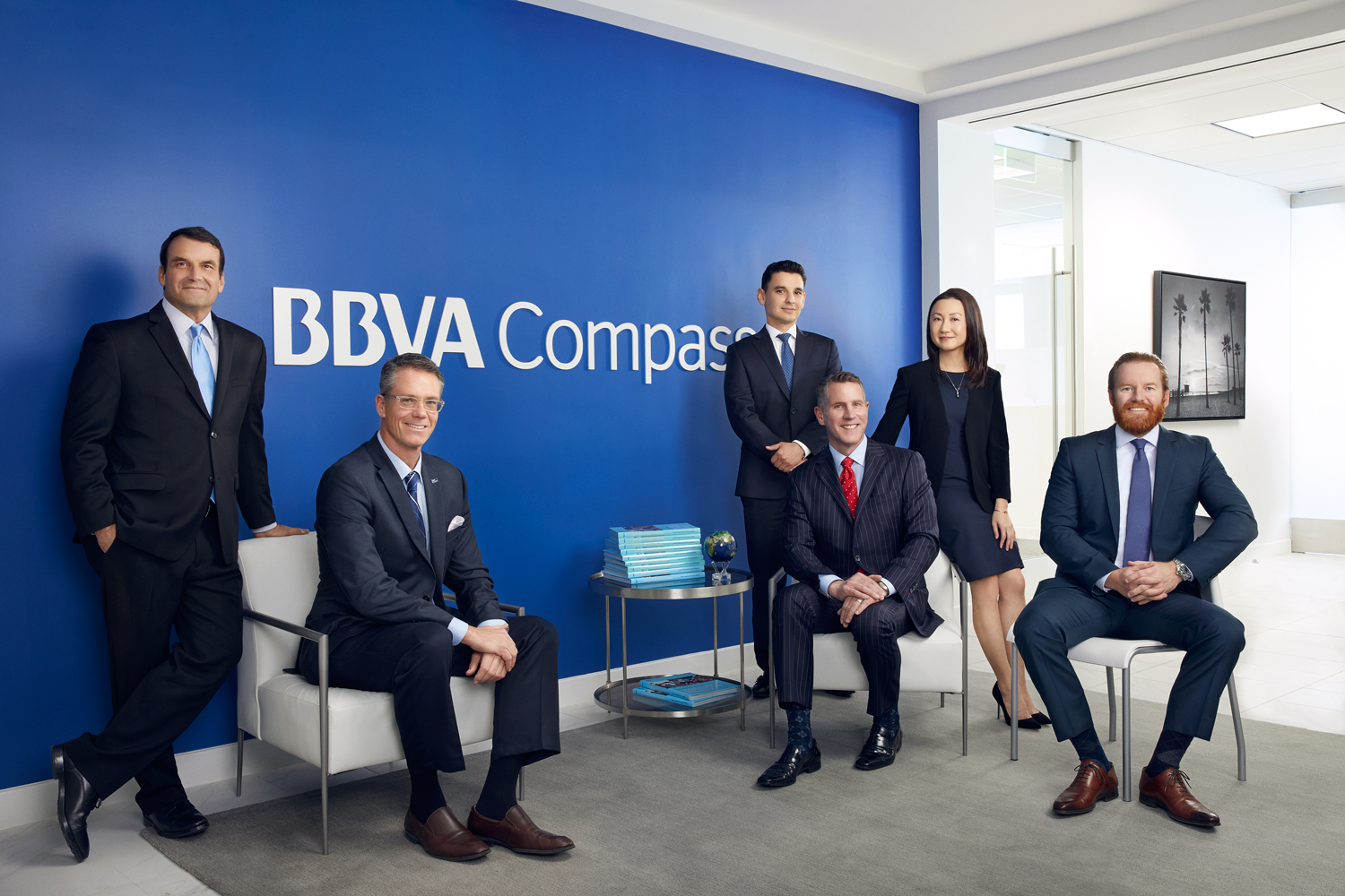 BBVA Bankers, Los Angeles Office