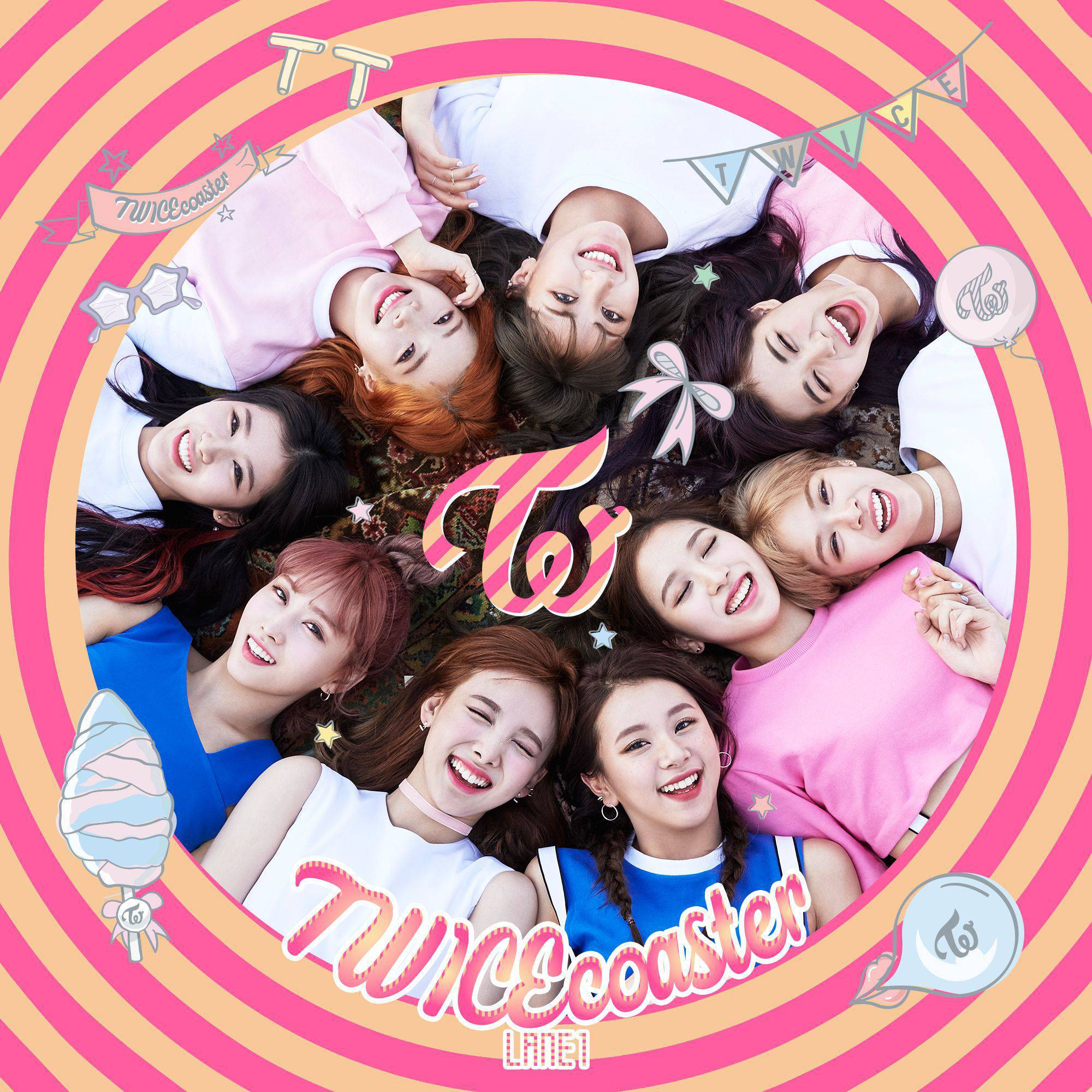 Artist: TWICE    Song: Next Page    Album: TWICEcoaster: LANE1