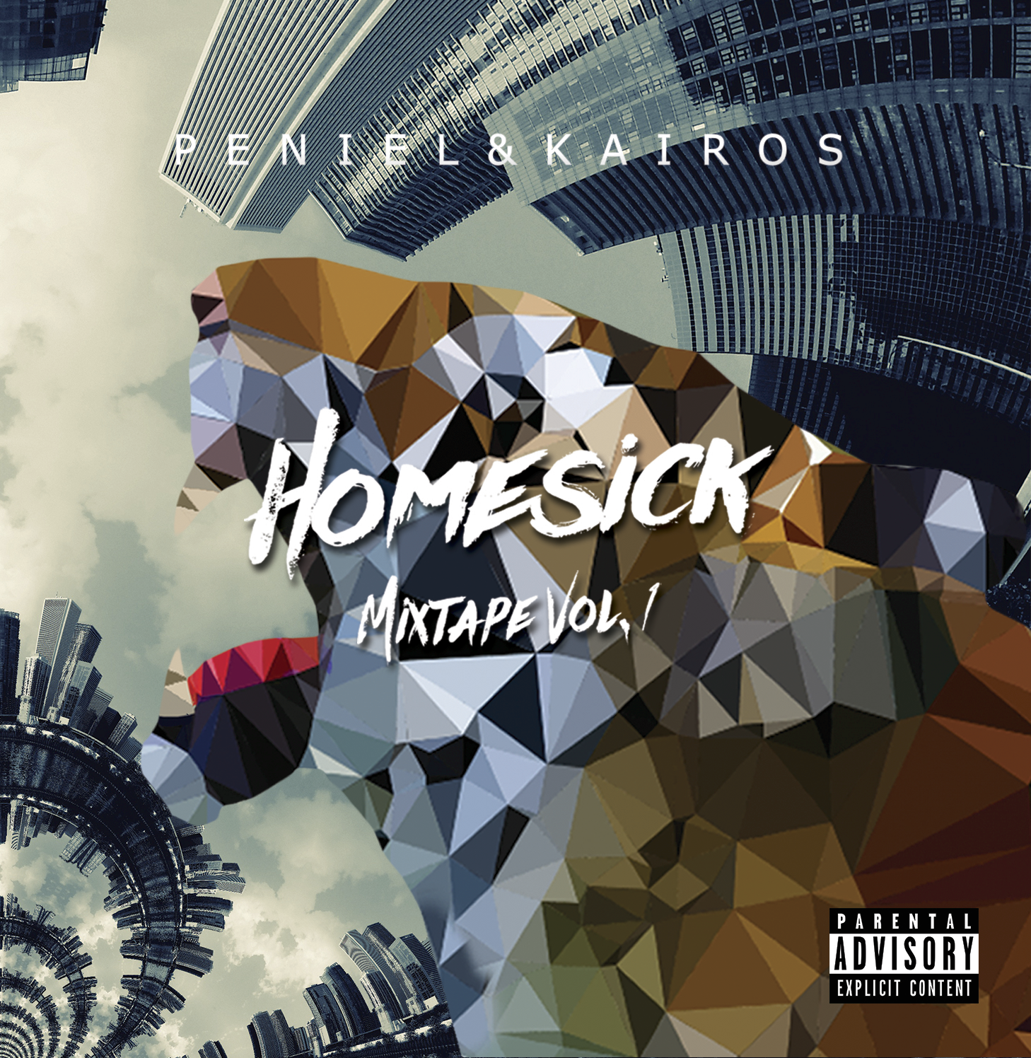 Artist: PENIEL & KAIROS    Album: Homesick Mixtape Vol.1