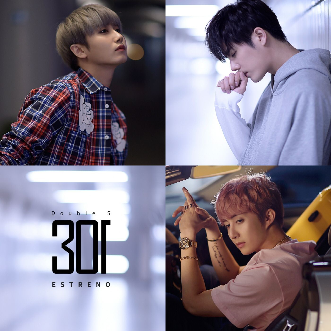 Artist: Double S 301    Song: AH-HA    Album: ESTRENO