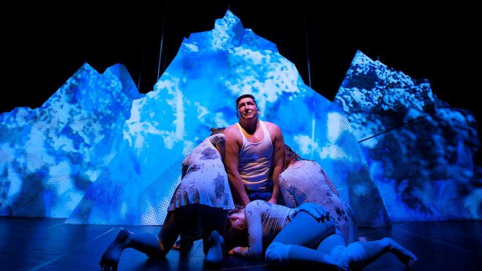 Bears by Matthew MacKenzie. Presented by Punctuate! Theatre