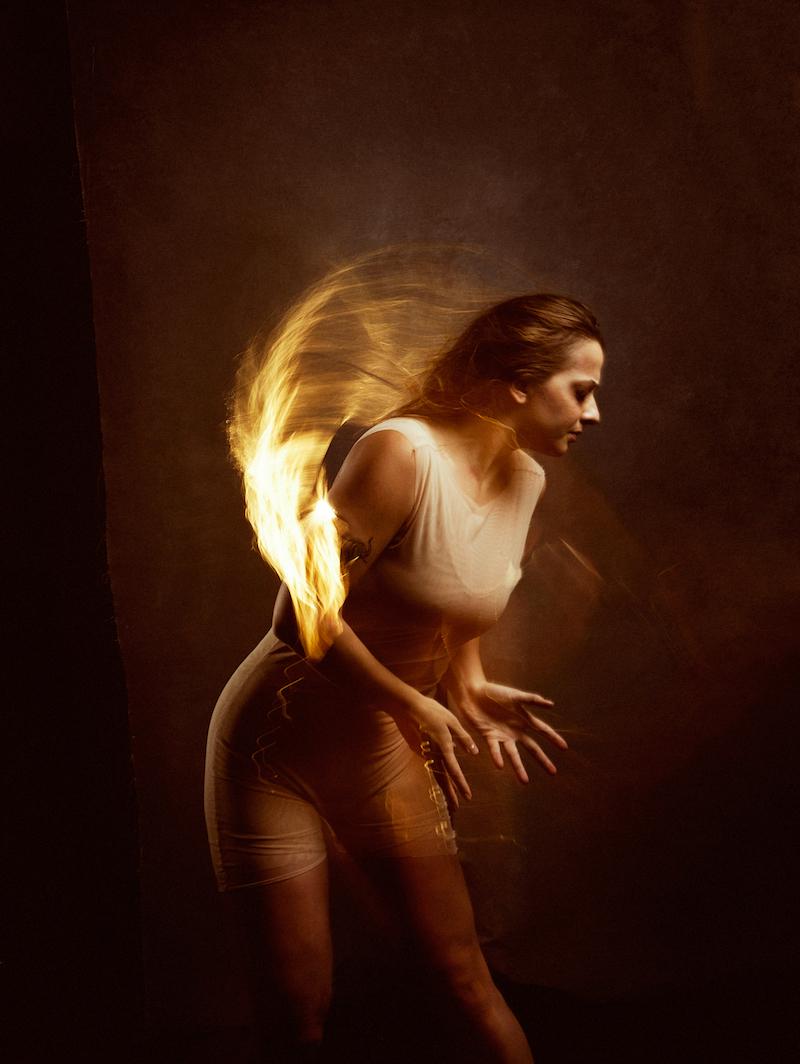 Photo by Alexis McKeown  Choreography by Alida Kendell  Pictured: Rebecca Sadowski