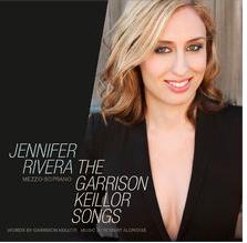 Jennifer Rivera, The Garrison Keillor Songs