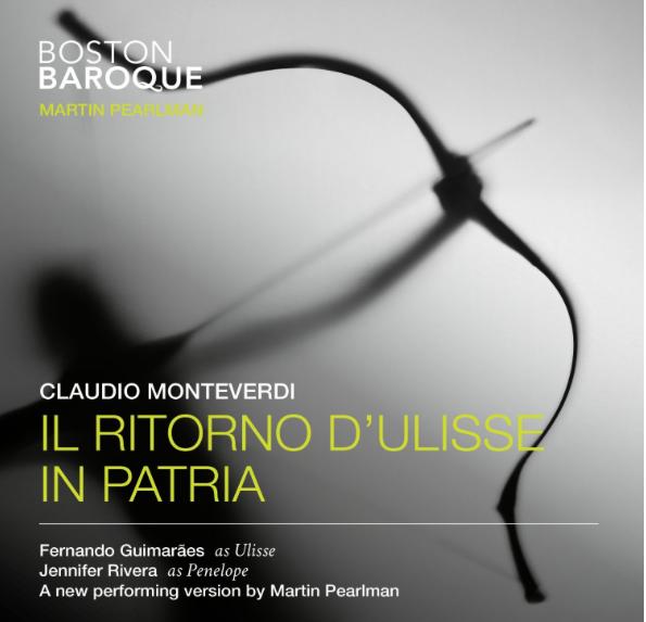 Il Ritorno D'Ulisse in Patria, Linn Records 2015, Pearlman, studio recording