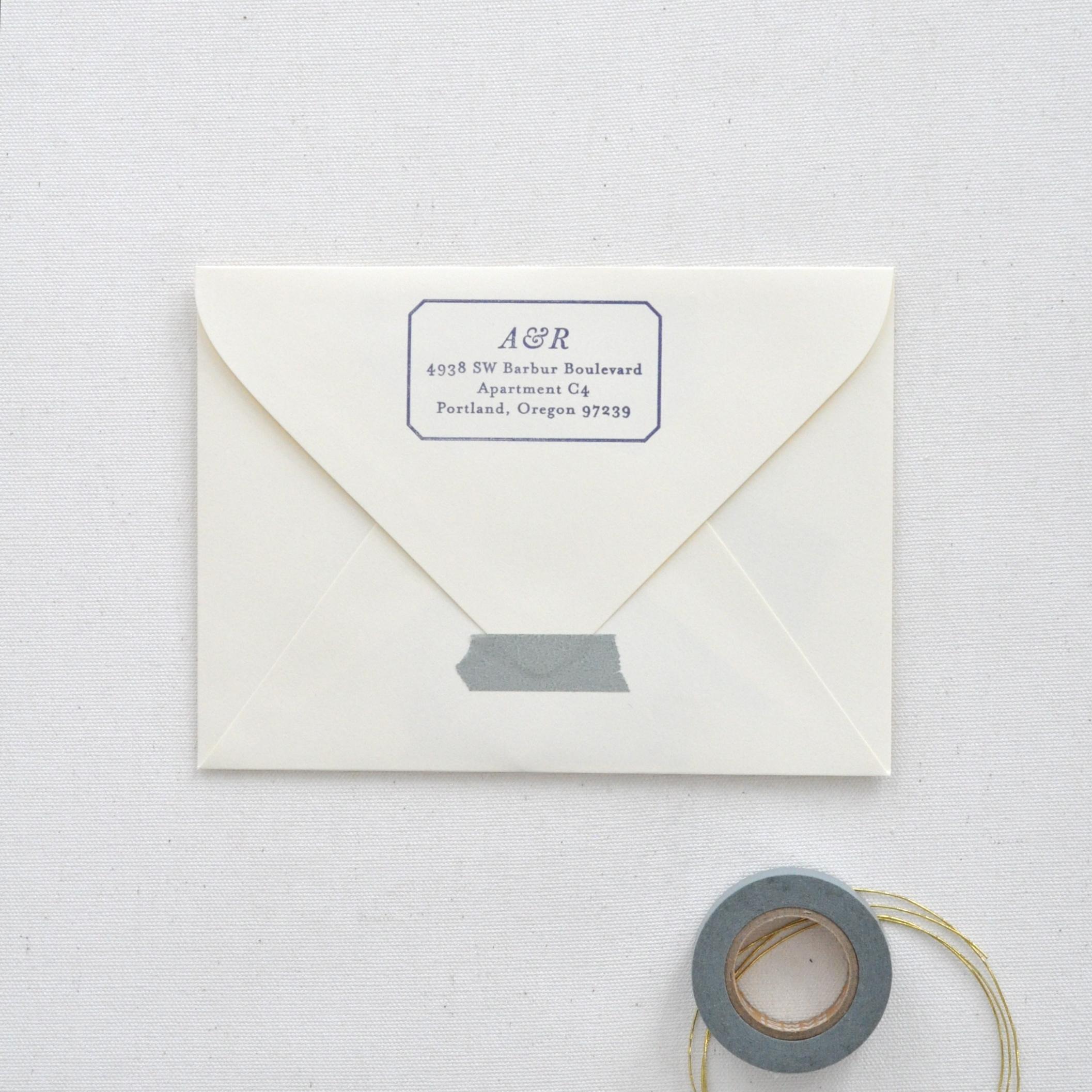 Bougainvillea & Lace Wedding Invitations / Paper & Type