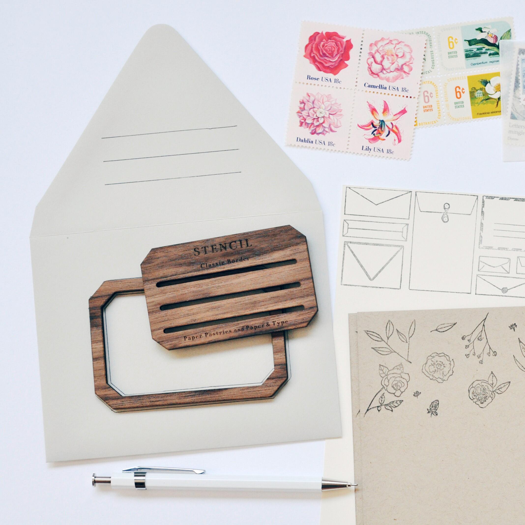 Paper & Type