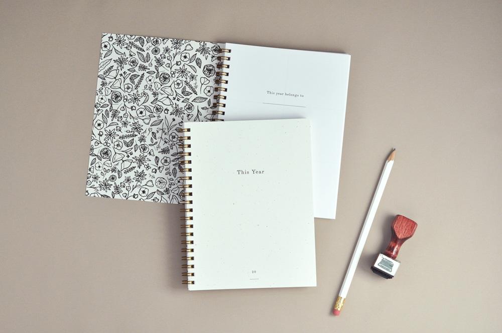 Perpetual Planner 2.0 / Paper & Type