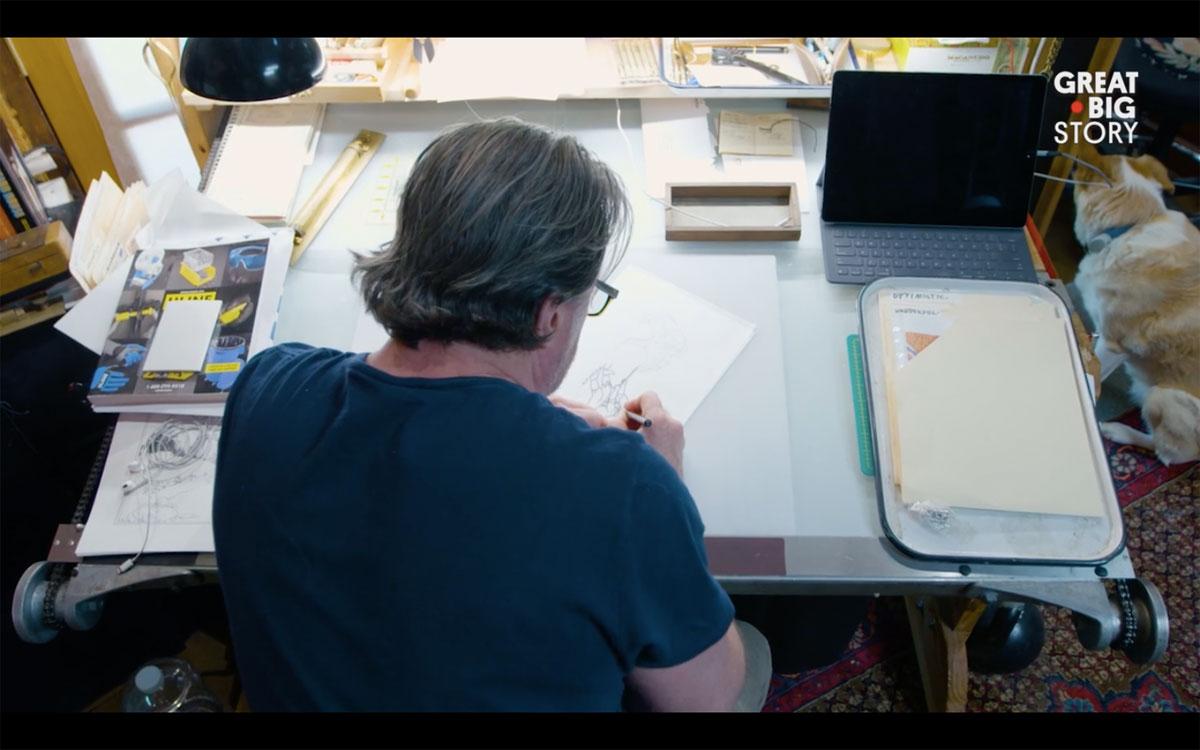 Ross MacDonald, Master of Paper Props
