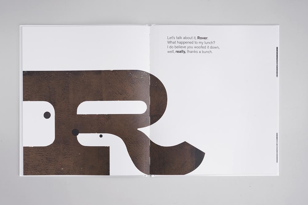 The Typefaces, by Scott Lambert