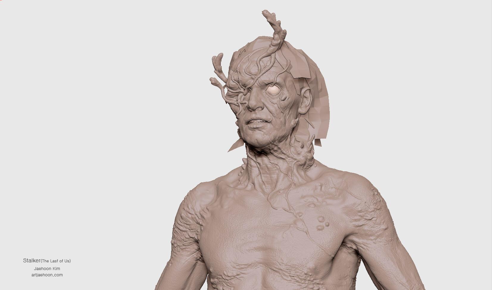 Stalker sculpt image