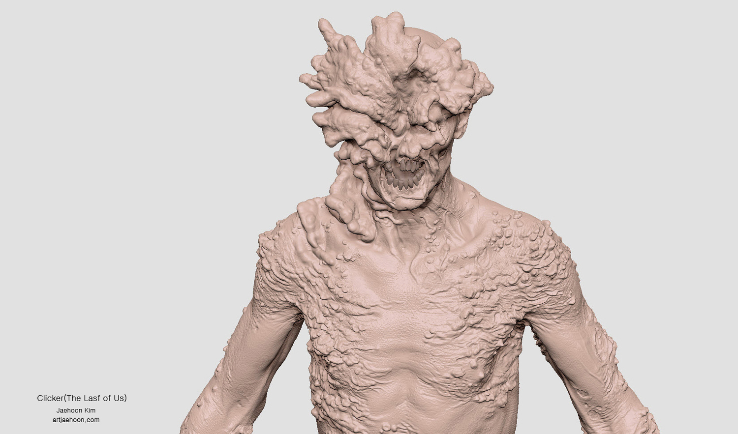 David sculpt image
